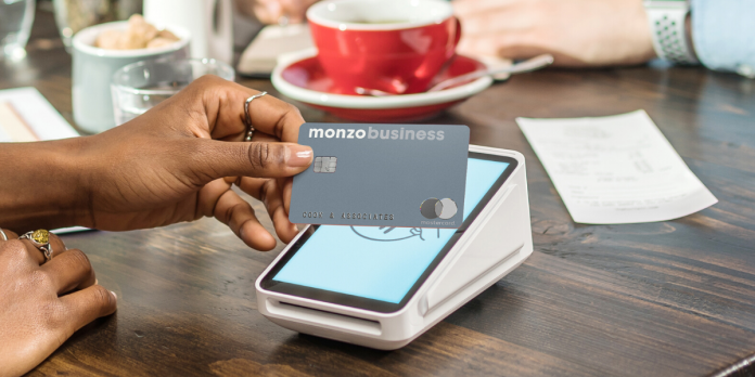 Monzo Business now accessible via the web