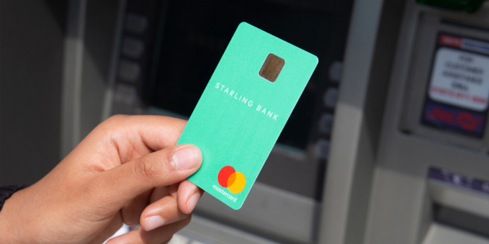 Starling Bank introduces second card for self-isolating customers