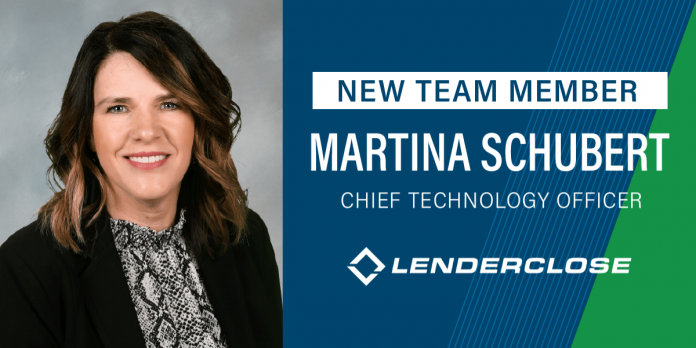 LenderClose hires chief technology officer