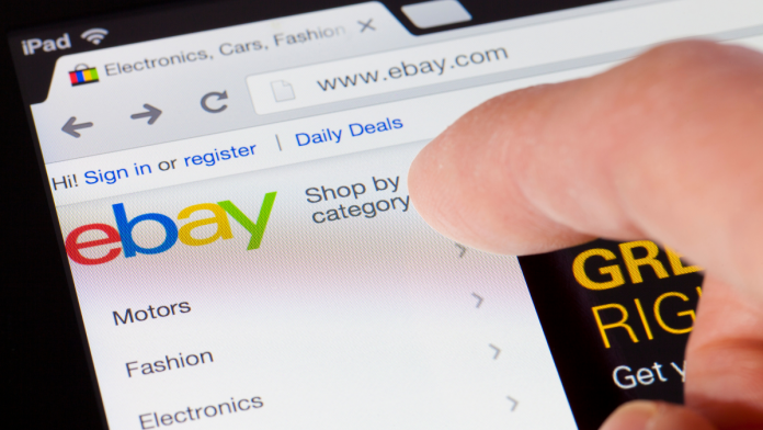 eBay UK launches financing programme for sellers