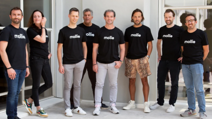 Mollie raises $800 million in series C funding round