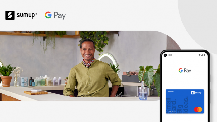 SumUp collaborates with Google Pay