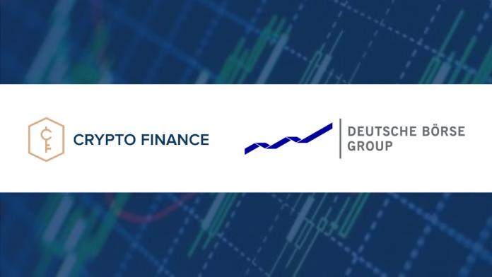 Deutsche Börse acquires majority stake in Crypto Finance