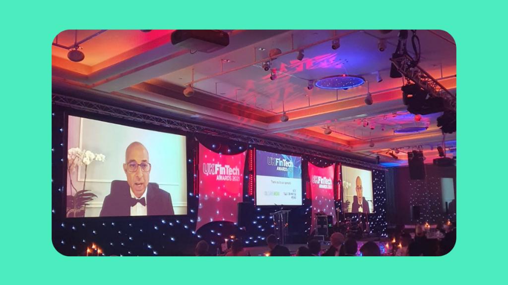 Fintech's finest celebrate at the UK FinTech Awards 2021 1