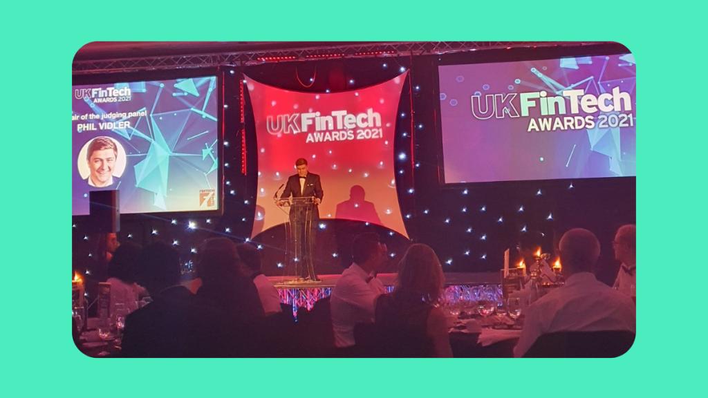 Fintech's finest celebrate at the UK FinTech Awards 2021 2