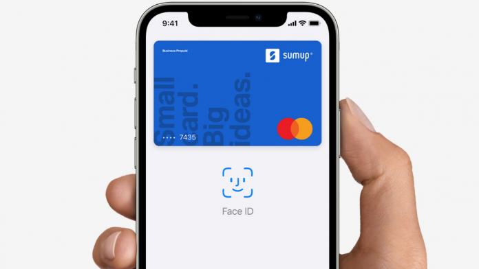 SumUp brings Apple Pay to merchants with SumUp Card