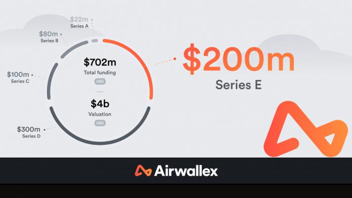 Airwallex achieves $4 billion valuation with latest funding round