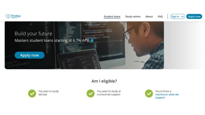 International student loan fintech Prodigy Finance lands $750 million