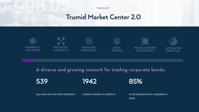Trading fintech Trumid raises $208m